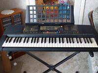 Yamaha Portatone PSR-225 electronic keyboard