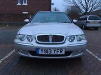 Rover 45 1.6 2001 MOT 19/5/17