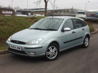 2004 FORD FOCUS AUTOMATIC 1.6 **EXCELLENT CONDITION**LOW MILES**