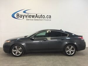 2012 Acura TL - 3.7L! AWD! SUNROOF! LEATHER! BLUETOOTH! CRUISE!