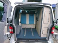 Brand New Camper Van Conversion on a 2015 T5 SWB(4 Berth)