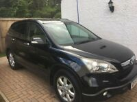 Honda CRV 2.2TDI, High Spec, Excellent condition, new tyres, and read brakes and discs