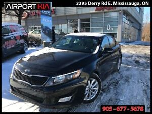 2015 Kia Optima EX LUXURY/NAV/PANO ROOF/HETD COOLED SEATS/LEATHE