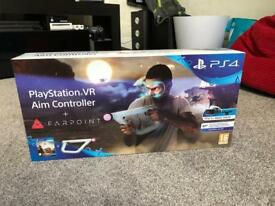***BRAND NEW PS AIM CONTROLLER + FARPOINT***