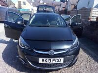 Vauxhall Astra Elite. Leather heated seats. Black, Great looking car. Firs tto see will buy.