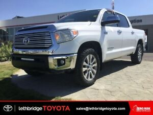 Toyota Certified 2014 Toyota Tundra CrewMax Limited 5.7L V8