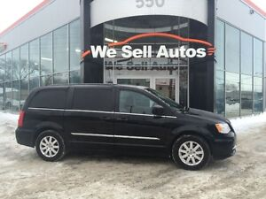 2013 Chrysler Town & Country TOURING *HTD SEATS**DVD's**S.ROOF**