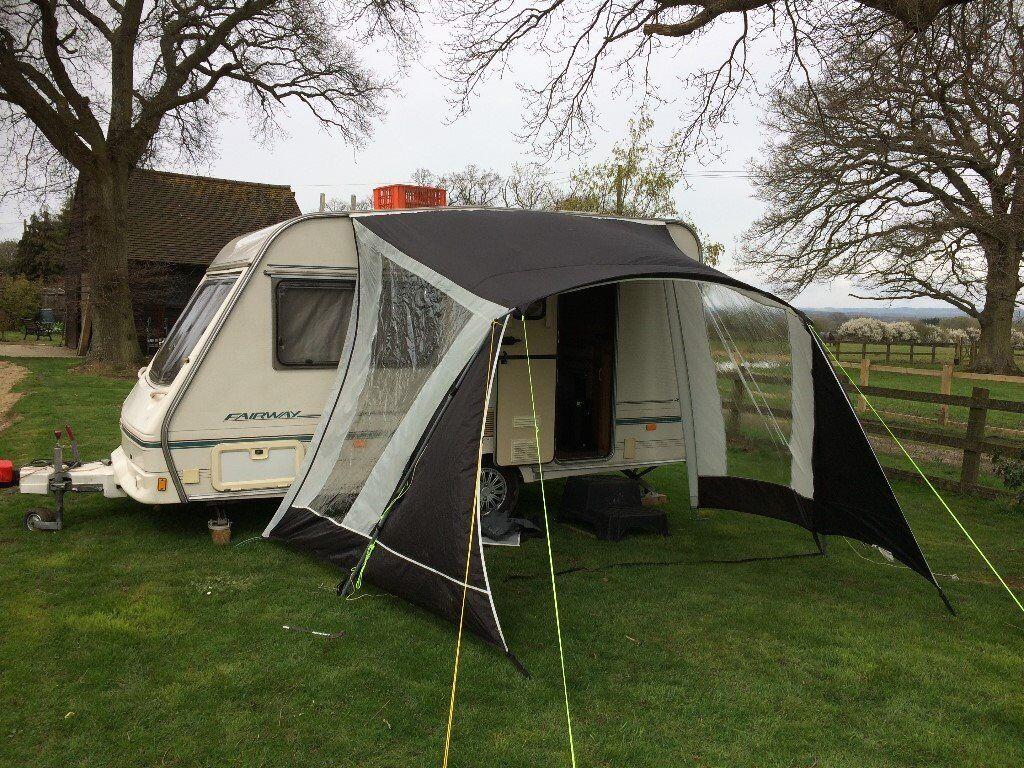 Swift Fairway 390 2 Berth Caravan plus extras | in Ashford ...