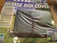 Horse Trailer Cover