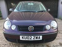 Polo 1.2 manual 1 former keeper full service history