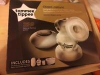 Tommee tippee breast pump