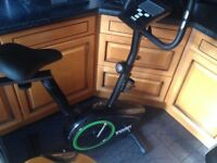 York Fitness Exercise Bike (RRP £210)