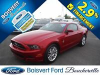 2013 Ford Mustang V6 Premium CUIR MAGS CROMÉ