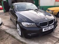 2012 BMW 318D PERFORMANCE EDITION DIESEL 54500 GENUINE MILES £30 ROAD TAX FINANCE £169 PER MONTH