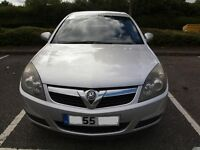 VAUXHALL VECTRA C ESTATE SILVER 1.8 16V PETROL 2005