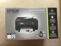 BRAND NEW- Epson Printer Workforce wf- 2750DWF