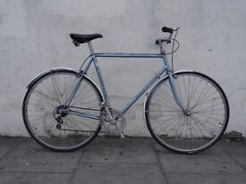 Mens Hybrid/ Commuter/ Touring Bike by Superia, Blue, Light, Top Spec, JUST SERVICED/ CHEAP PRICE!!!