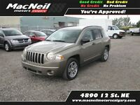 2008 Jeep Compass North - You're Approved!