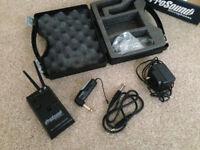 Prosound Wireless Guitar System – N88GU