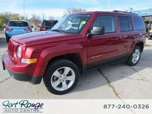 2013 Jeep Patriot North 4x4 - SUNROOF/HTD SEATS/BLUETOOTH