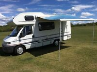 SWIFT ROYALE ENSIGN 590 MOTORHOME