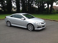 V/HALL ASTRA 1.8i CONVERTIBLE 08-58 68K TOTAL REMOTE CLOSURE BRAND NEW MOT ON PURCHASE ONLY £3499