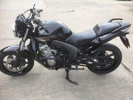 2010 Honda CBF600N9 Black, low miles, extras. Beautiful condition £2200