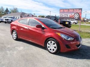2013 Hyundai Elantra GLS! AUTO! HEATED SEATS! CERTIFIED!
