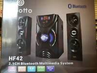 Osotto Hifi Speaker