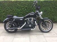 Harley Davidson 1200 XL R Sportster 2005 (Carburettor Model)