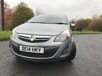VAUXHALL CORSA 1.2 16v Excite Easy tronic 5 Dr (a/c) Milege 8950 £6000