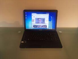TOSHIBA SATELLITE PRO 650 - 15.6inch Display Laptop