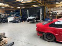 BMW 1 3 series FRONT & REAR Hubs Arms Suspension Parts Diffs Driveshafts E36 E46 E81 E90 E91 E92 E87