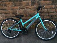 New Falcon Aurora Girls 24 inch Mountain Bike
