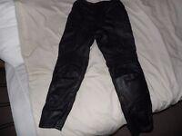 motorbike women pants