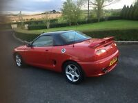 MG 1.8i VVC Sports Car - Convertible. Low Miles. Well Cared For.