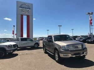 2004 Ford F-150 Lariat Loaded Leather 4X4