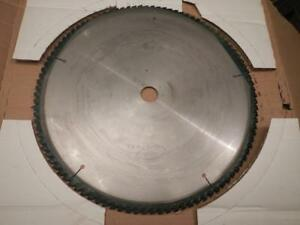 "Saw blade 18"" carbide  35mm x 100 tooth for up cut saw"