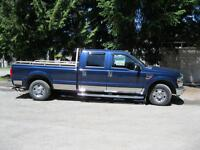 2008 Ford F-250 Pickup Truck Super Duty Crew Cab