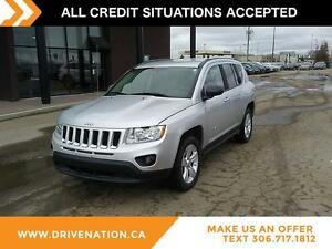 2012 Jeep Compass Sport/North 4X4 SPORT UTILITY SUV, PST PAID...