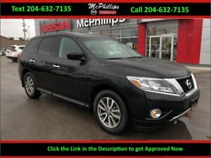 2016 Nissan Pathfinder S MODEL ULTRA LOW KMS LOCAL TRADE IN