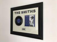 Framed The Smiths Vinyl