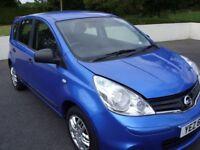 Nissan Note Visia Auto Petrol
