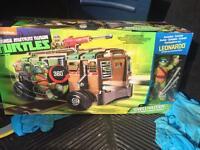 Turtles van