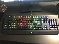 Selling Razer Blackwidow Chroma Keyboard Mechanical