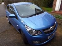 2015 Vauxhall Viva 1.0 SL 5-door Petrol Hatchback