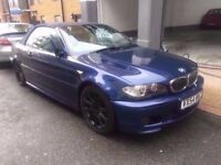 2004 BMW 318CI Convertible M Sport Full Heated Leather
