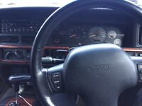 Jeep Grand Cherokee orvis lpg