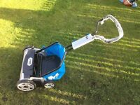 Macallister manual mower