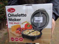Omelette Maker, brand new never used